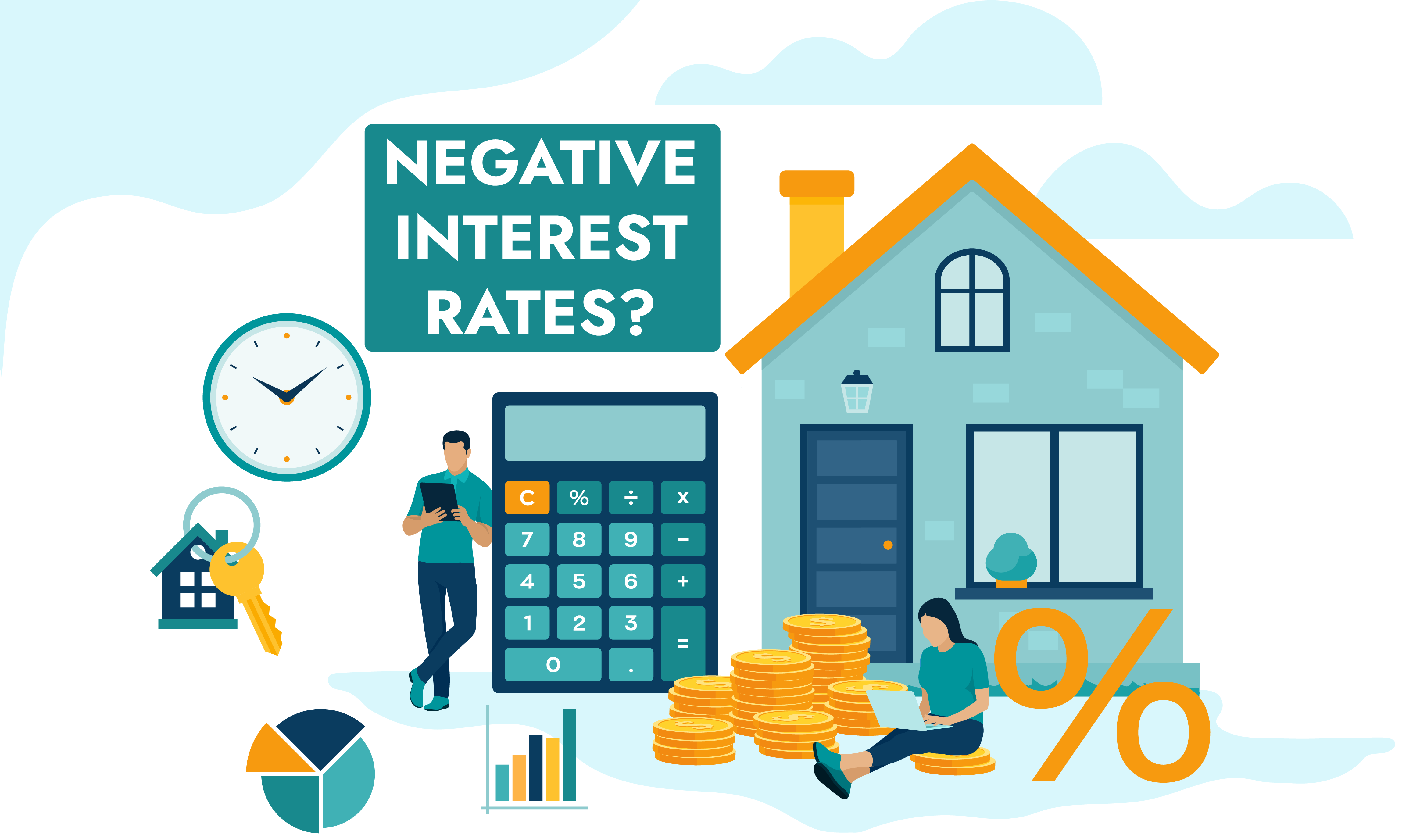 Heard about negative interest rates?